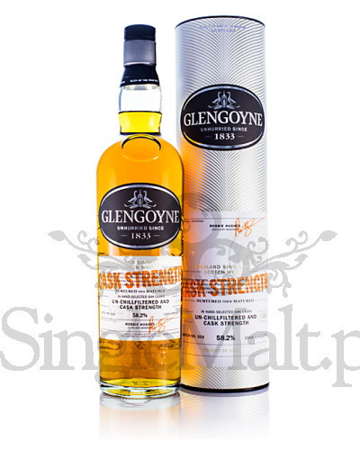 Glengoyne Cask Strength (batch 003) / 58,2% / 0,7 l