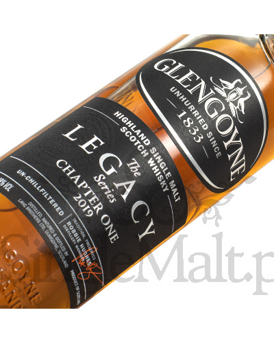 Glengoyne The Legacy Series / Chapter One / 48% / 0,7 l