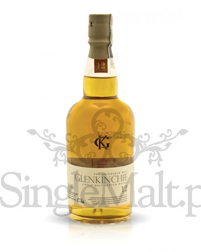 Glenkinchie 12 Years Old / 43% / 0,7 l