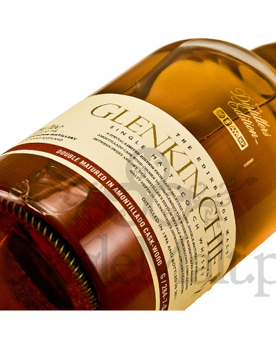 Glenkinchie 2003 Distillers Edition / 2015 / 43% / 0,7 l