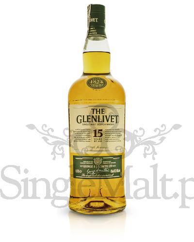 Glenlivet 15 Years Old / 40% / 1,0 l
