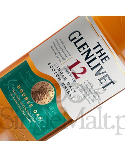 Glenlivet 12 Years Old / 40% / 0,7 l