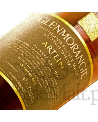 Glenmorangie Artein 15 Years Old / 46% / 0,7 l