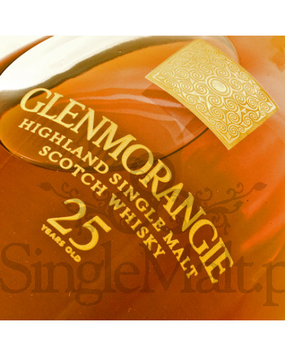 Glenmorangie 25 Years Old / 43% / 0,7 l