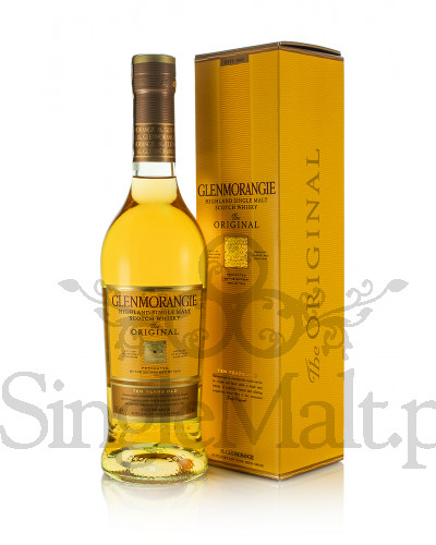 Glenmorangie Original 10 Years Old / 40% / 0,5 l