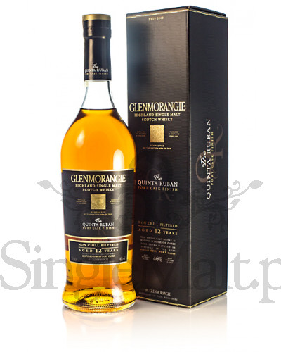 Glenmorangie 12 Years Old Quinta Ruban / 46% / 0,7 l