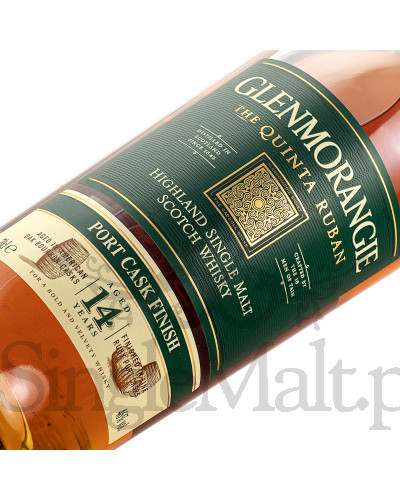 Glenmorangie 14 Years Old Quinta Ruban / 46% / 0,7 l