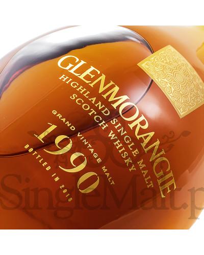 Glenmorangie Grand Vintage 1990 / 2016 / 43% / 0,7 l