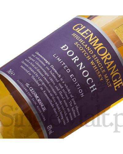 Glenmorangie Dornoch / 43% / 0,7 l