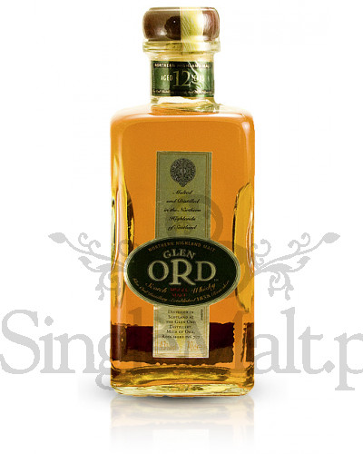 Glen Ord 12 Years Old / 43% / 0,7 l