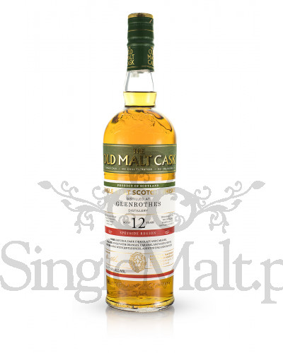 Glenrothes 12 Years Old / 2005 / Hunter Laing / 50% / 0,7 l