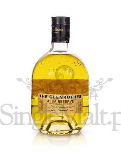 Glenrothes Alba Reserve / 40% / 0,7 l