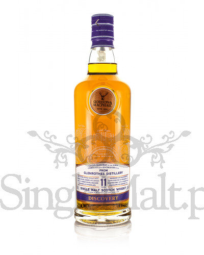 Glenrothes 11 Years Old / Gordon&Macphail / Discovery / 43% / 0,7 l