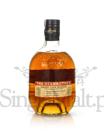 Glenrothes Sherry Cask Reserve / 40% / 0,7 l