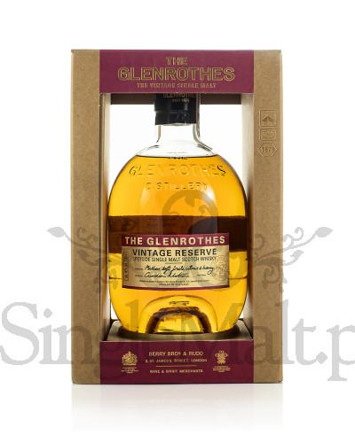Glenrothes Vintage Reserve / 40% / 0,7 l