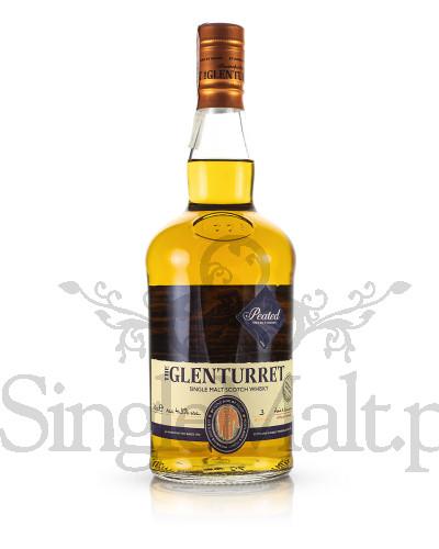 Glenturret Peated / Batch no. 3 / 43% / 0,7 l