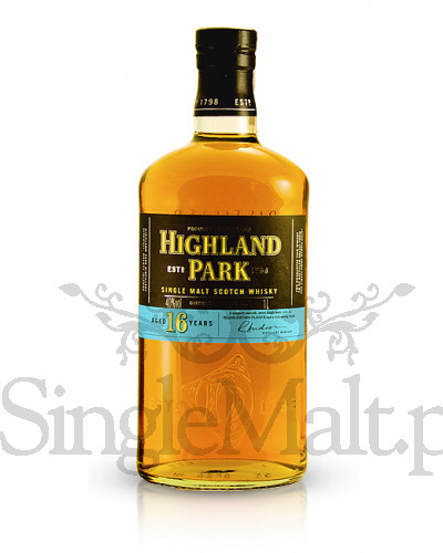 Highland Park 16 Years Old / 40% / 1,0 l