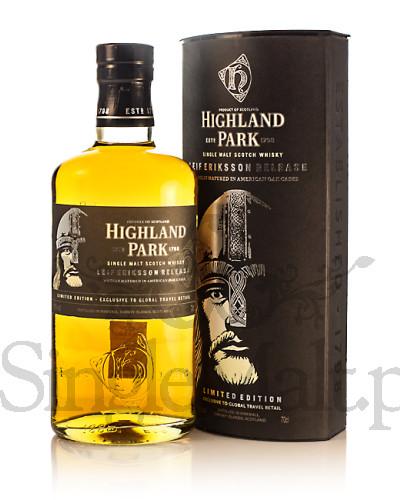 Highland Park Leif Eriksson / 2011 edition / 40% / 0,7 l