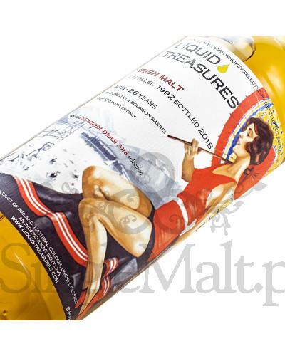 Irish Malt 26 Years Old / 1992 / Summer Dram / Liquid Treasures / 2018 / 48,3% / 0,7 l