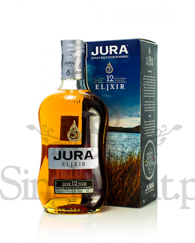 Isle Of Jura 12 Years Old Elixir / 46% / 0,7 l