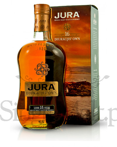 Jura 16 Years Old Diurachs Own / 40% / 1,0 l