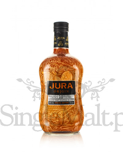 Jura 10 Years Old / Tattoo Edition / 40% / 0,7 l