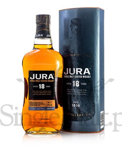 Jura 18 Years Old / 44% / 0,7 l