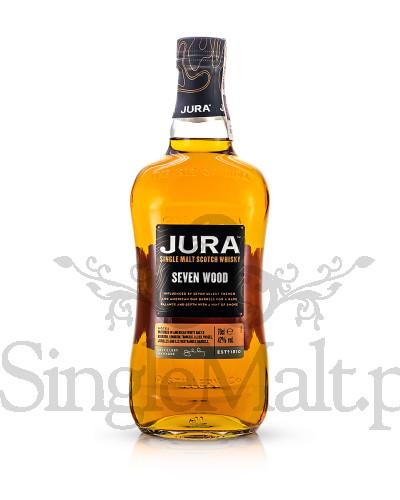 Jura Seven Wood / 42% / 0,7 l