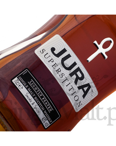 Jura Superstition / 43% / 0,7 l
