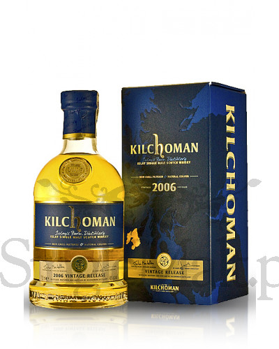Kilchoman 5 Years Old 2006 Vintage / 46% / 0,7 l