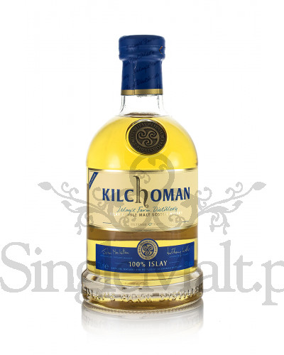 Kilchoman 100% Islay 7th Release / 50% / 0,7 l