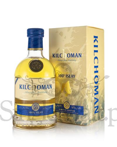 Kilchoman 100% Islay 4th Release / 50% / 0,7 l