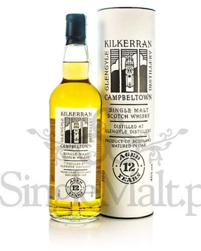 Kilkerran 12 Years Old / 46% / 0,7 l