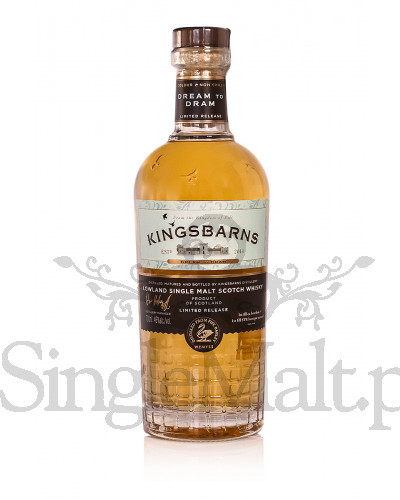 Kingsbarns Dream To Dram / 46% / 0,7 l
