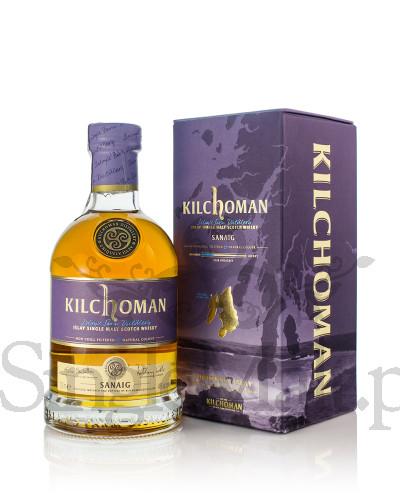 Kilchoman Sanaig / 46% / 0,7 l