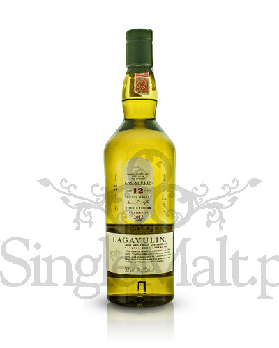 Lagavulin 12 Years Old / 2015 / 56,8% / 0,7 l