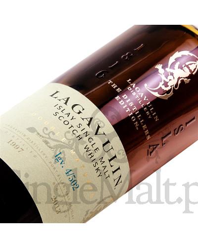 Lagavulin 1999 Distillers Edition / 2015 / 43% / 0,7 l