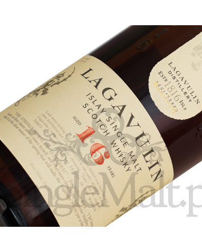 Lagavulin 16 Years Old / 43% / 0,7 l