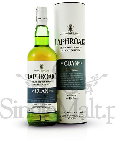 Laphroaig An Cuan Mor / 48% / 0,7 l