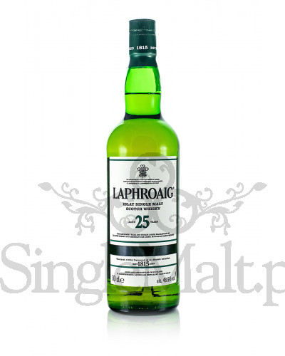 Laphroaig 25 Years Old / 48,6% / 0,7 l