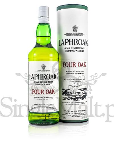 Laphroaig Four Oak / 40% / 1,0 l