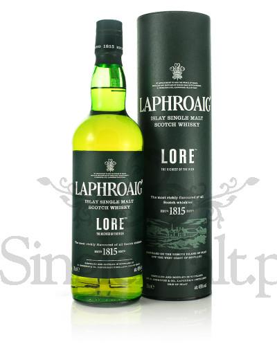 Laphroaig Lore / 48% / 0,7 l