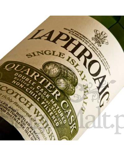 Laphroaig Quarter Cask / 48% / 1,0 l