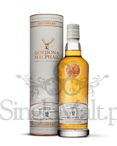 Ledaig 12 Years Old / Gordon&Macphail / Discovery / 43% / 0,7 l