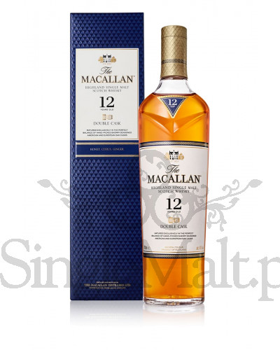 Macallan 12 Years Old Double Cask / 40% / 0,7 l