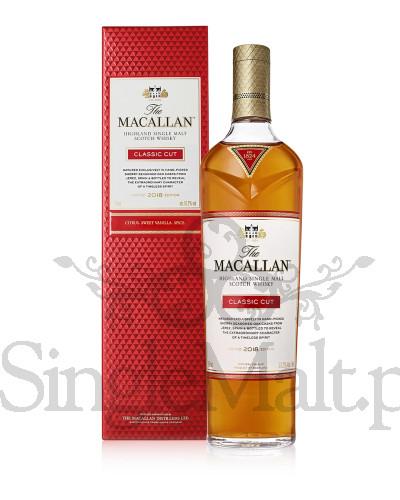 Macallan Classic Cut 2018 / 51,2% / 0,7 l