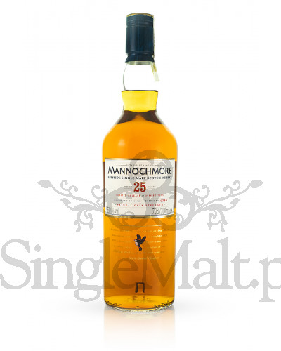 Mannochmore 25 Years Old / Diageo Special Release 2016 / 53,4% / 0,7 l