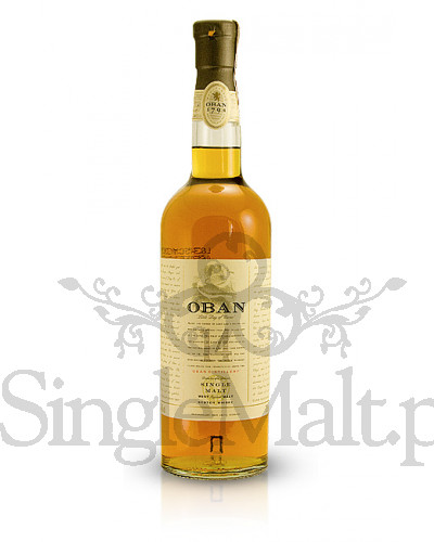 Oban 14 Years Old / 43% / 0,7 l