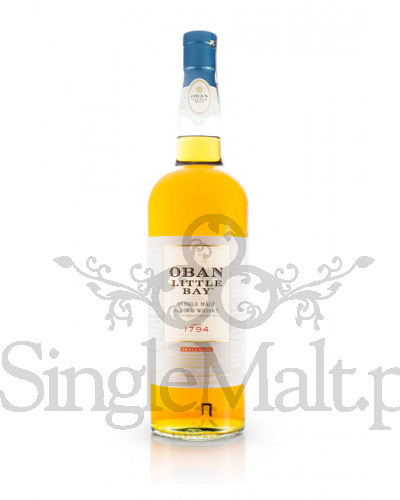 Oban Little Bay / 43% / 0,7 l