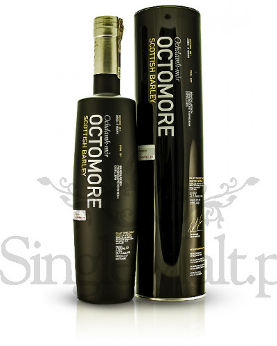 Octomore 6.1 Scottish Barley 5 Years Old / 57% / 0,7 l
